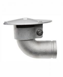 90° Aluminum Groove Elbow for sale