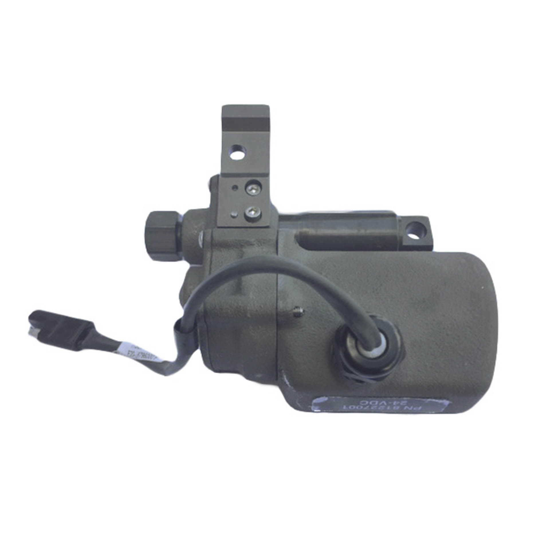 Buy Elkhart Electric Operated Water Cannon Online At Access Truck Parts Sidewinder Joystick Wiring Diagram Nozzle Actuator