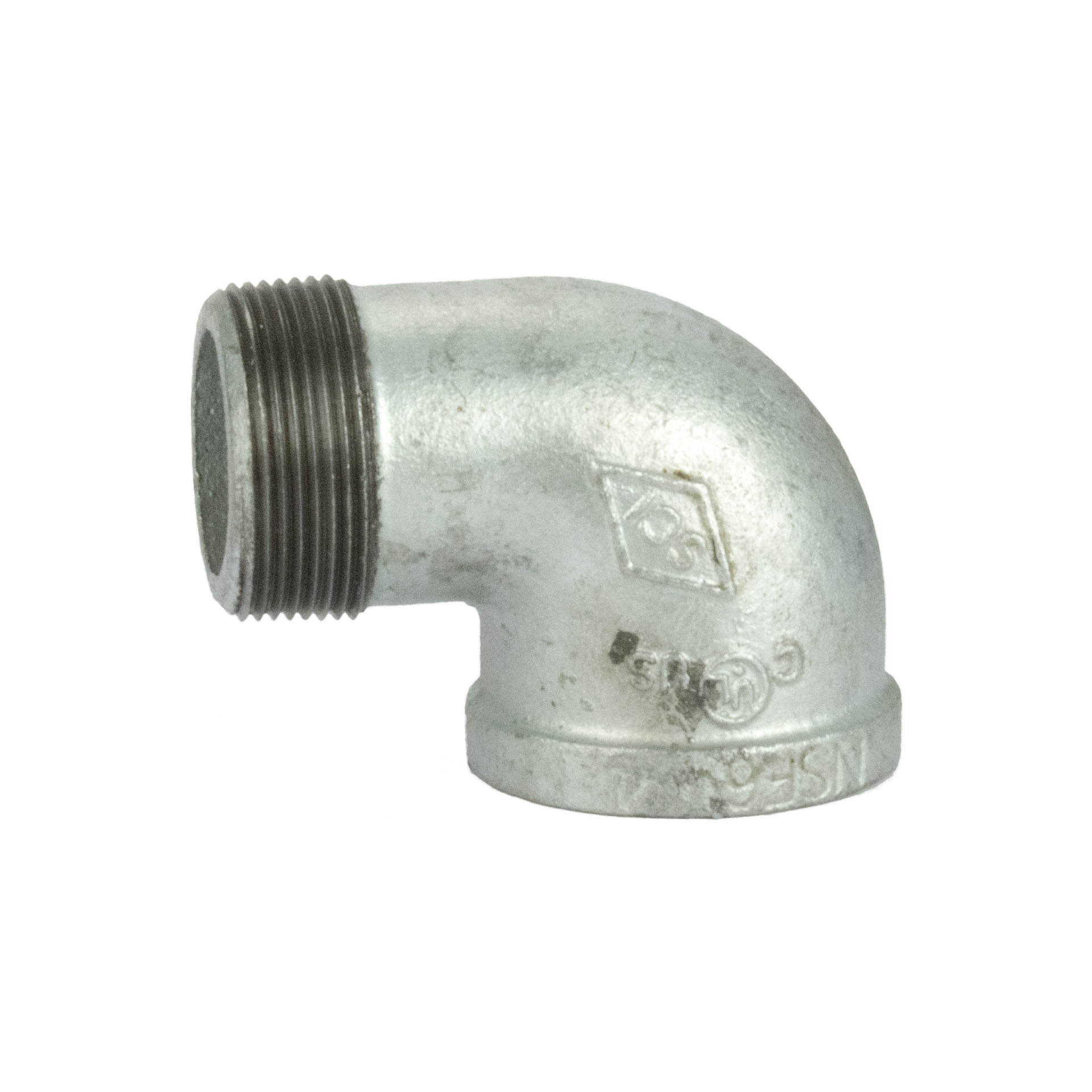 90° Threaded Street Elbow for sale