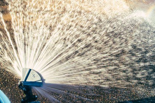 Deflector Fan Spray Head for sale
