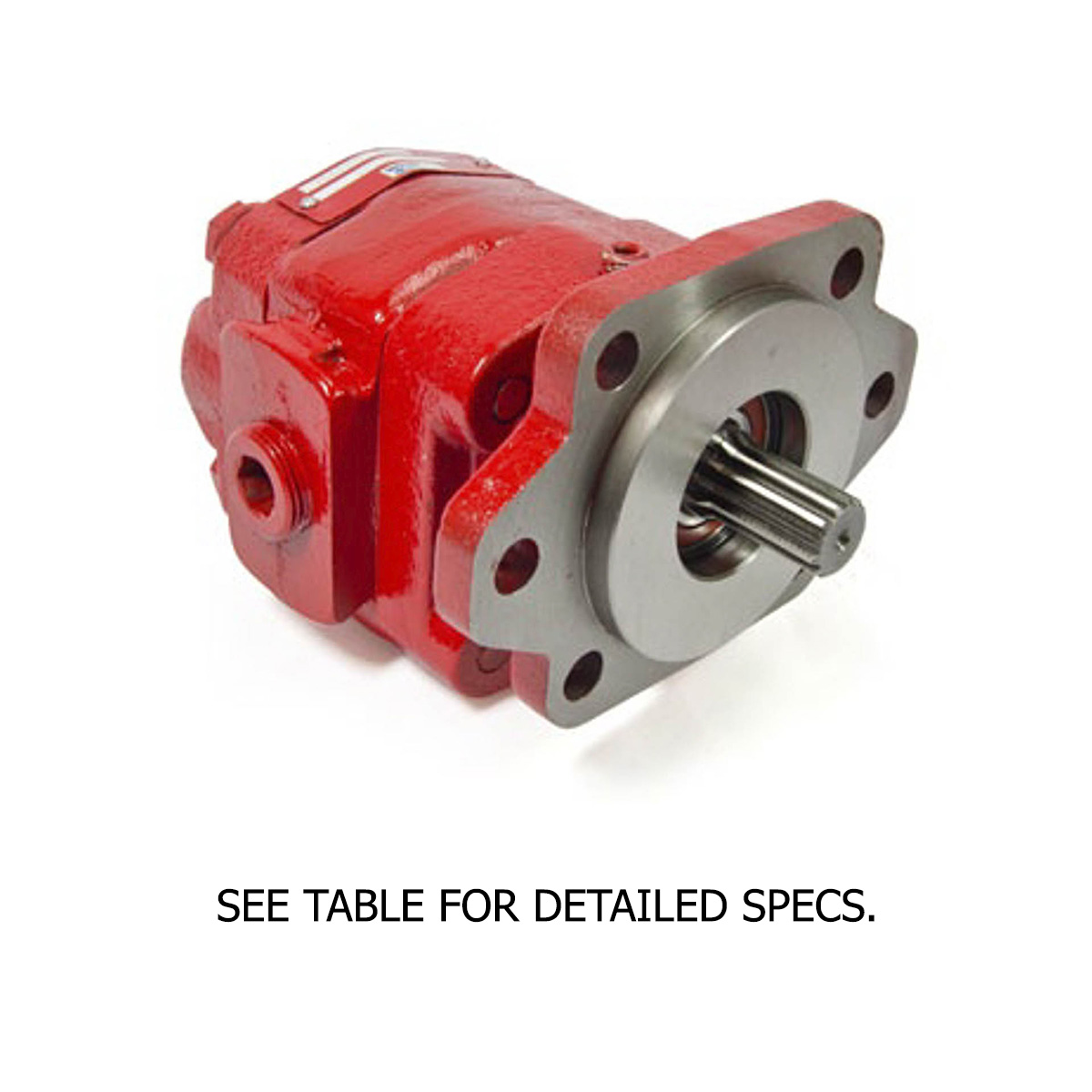 Buy mk20 hydraulic motor online at access truck parts for Hydraulic motors for sale