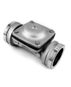 "3"" Inline Groove Valve for sale"