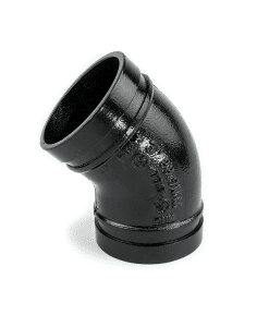 45° Groove Elbow for sale