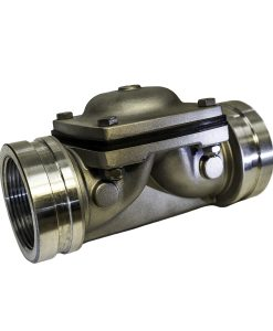 NPT/Groove Inline Valve for sale