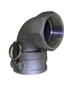 "Camlock Elbow, 2.5"", 90 Deg for sale"