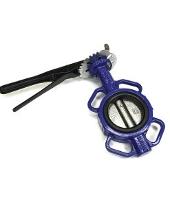 Wafer Butterfly Valve (w/Handle) for sale